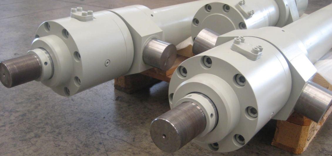 Cilindri per macchina di stampaggio a iniezione di materie plastiche