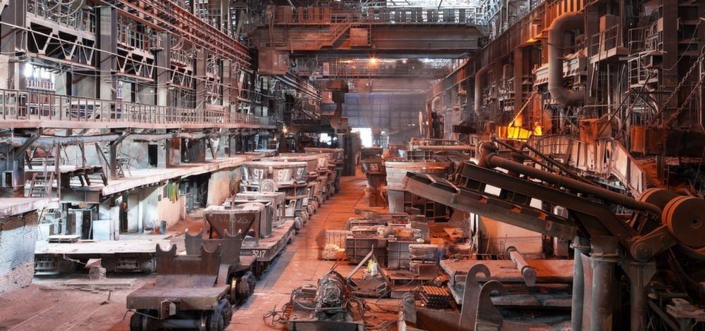 Impianto di produzione acciaio